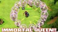 Бессмертная королева лучниц и героические атаки