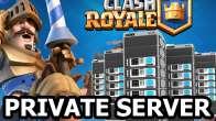 Приватный сервер Клеш Рояль
